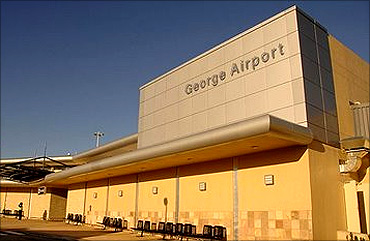George Airport.