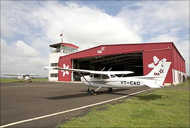 Chimes Aviation Academy.