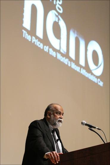 Prof. Arjun Appadurai.