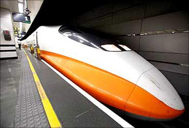 Trains @ 350 kmph! 6 high-speed routes identified