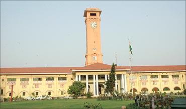 Old secretariat, Patna.