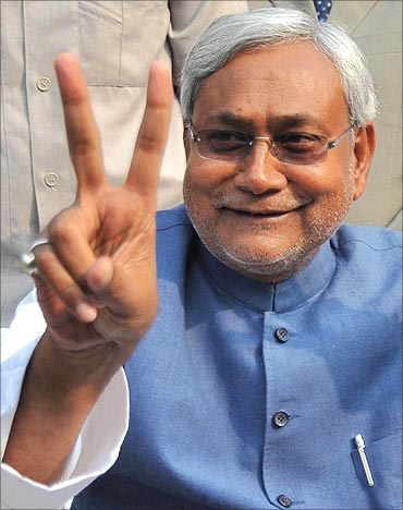 Chief Minister Nitish Kumar.
