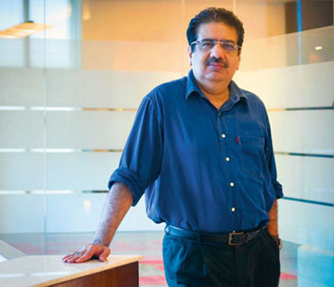 HCL Technologies CEO Vineet Nayar.