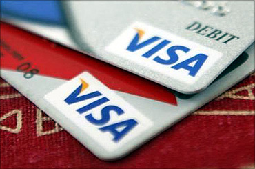 Visa operates largest consumer payment system.