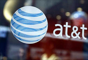 AT and T is an American telecom company.