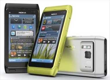 Nokia scores high.