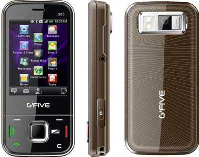 G'Five phone.
