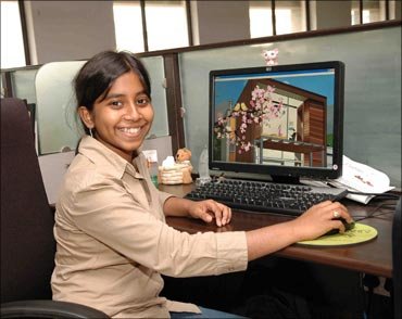 Sindhuja Rajamaran runs Seppan, an animation company.