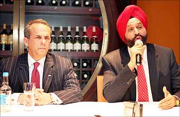 Eric Danziger and Sant Chatwal.