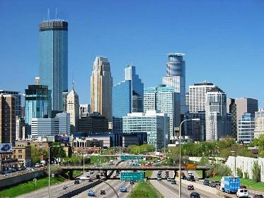 City of Minneapolis.