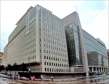 World Bank was established in 1945.