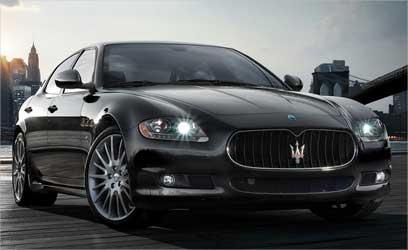 Maserati Quatraporte.