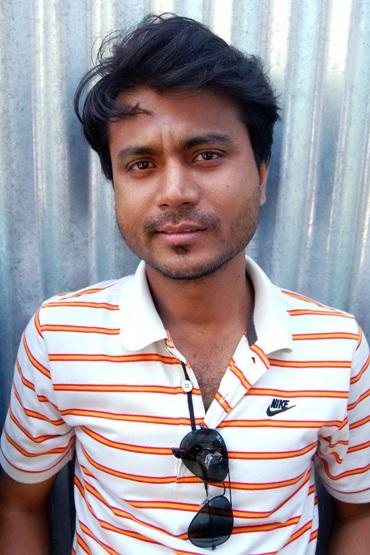 Satyabrata Majumdar.
