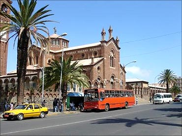 Inflation rate in Eritrea is at 20 per cent.