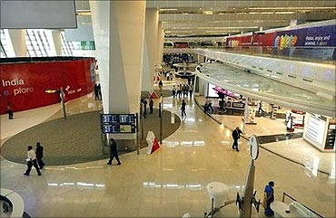 Rao won bid for IGI's Terminal 3.