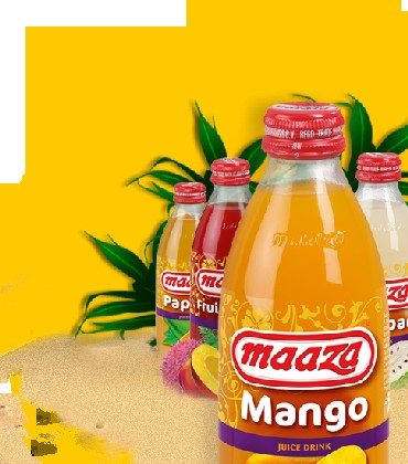 How Maaza is wooing consumers this summer