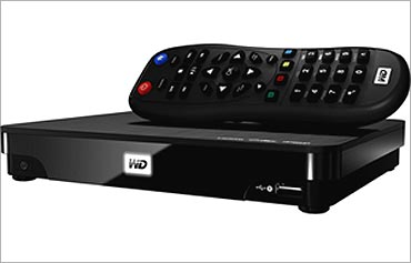 Western Digital TV Live Hub.