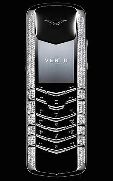 Vertu Diamond costs $88,000.
