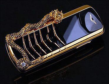 Vertu Signature Cobra costs $310,000.