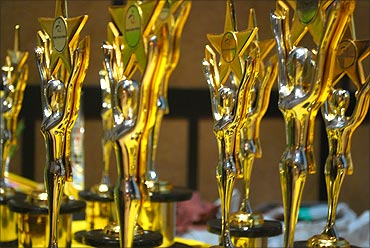 IGNITE trophies for children's innovation.