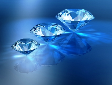 High prices fail to dim diamonds' sparkle