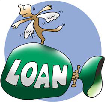 Look for all options before taking the loan.