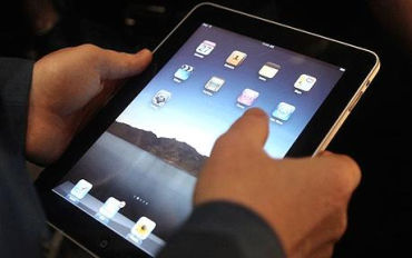 Prices of iPads are rising sharply in China.