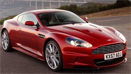Aston Martin DBS.
