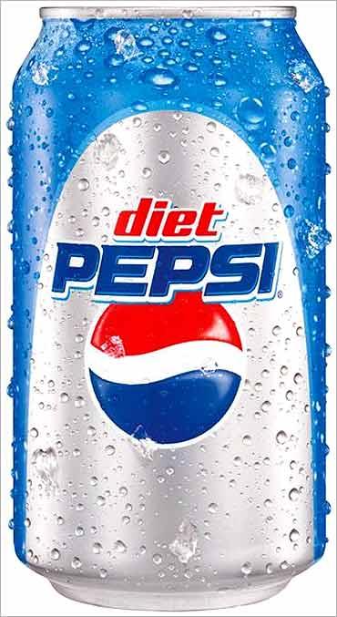 Diet Pepsi.