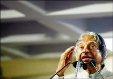 Former President APJ Abdul Kalam