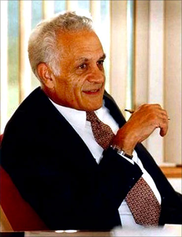 Amar Bose always wanted to donate to MIT.