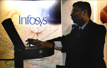Kamath says there are clear processes at Infosys.