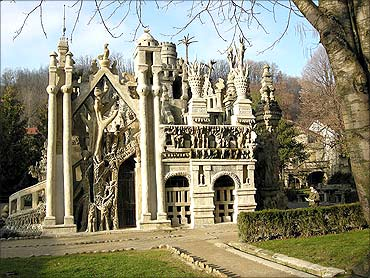 Ferdinand Cheval Palace.