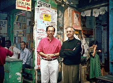 Kaushik Basu in Kolkata.