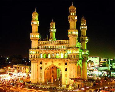 The Charminar, Hyderabad.