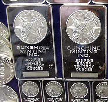 Why speculation in silver is down
