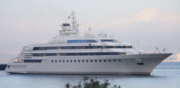 Lady Moura is valued at $210 million.