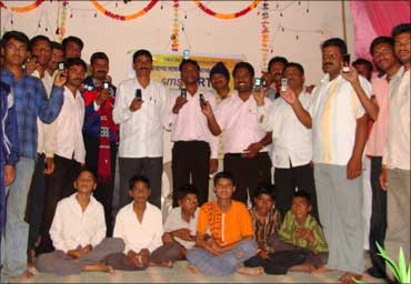 EduVARTA: Using SMS to educate rural youth!