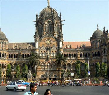 Chhatrapati Shivaji Terminus.