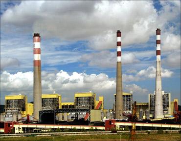 Guodian Beilun Power Station.