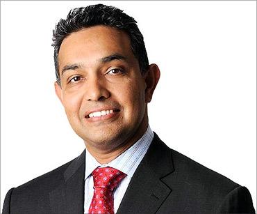 Motorola Mobility chief Sanjay Jha.
