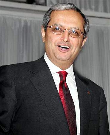 Cicibank CEO Vikram Pandit.