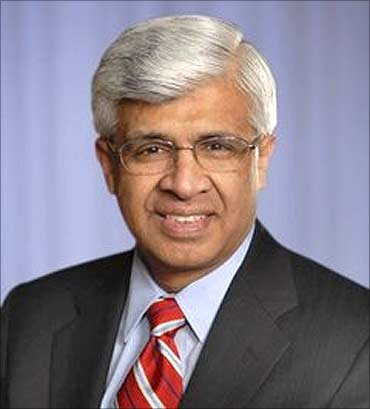 Quest Diagnostics CEO Surya Mohapatra.