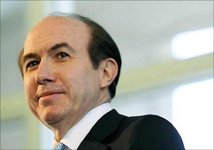 Viacom CEO Philippe Dauman.