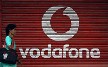 Vodafone is world's largest mobile telecom company.
