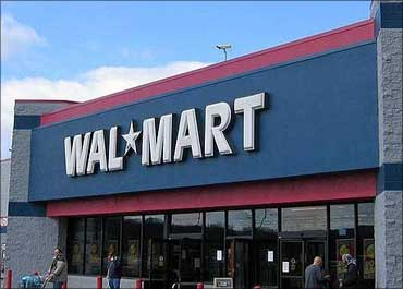 Walmart was the largest public corporation in 2010 by revenue.