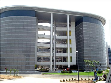 Amazing Office Buildings In India Others Forum