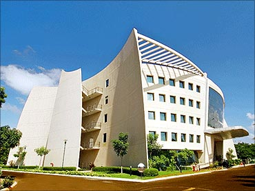 L and T Infotech, Chennai.