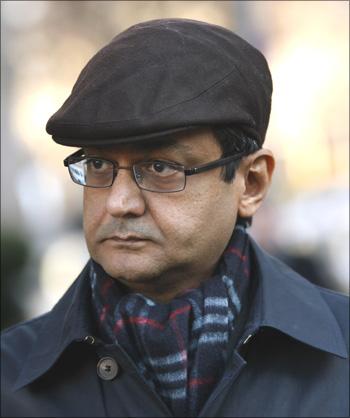 Anil Kumar, a former director of McKinsey.