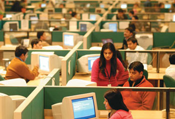 The TOP 5: India-based IT services firms boom